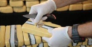 Van ve Hakkari'deki operasyonlarda 405 kilo 600 gram eroin ele geçirildi