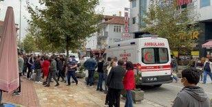 Sokak ortasında silahlı saldırıya uğradı: 1 yaralı