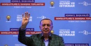 Cumhurbaşkanı Erdoğan: 'Türkiye, dünyada öğrencilerine en çok barınma imkanı sağlayan ülkedir'