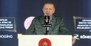 Cumhurbaşkanı Erdoğan: Türkiye'ye güvenip yatırım yapan hiç kimse pişman olmaz