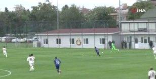 Galatasaray hazırlık maçında Tuzlaspor'u 4-3 mağlup etti