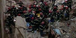 Gürcistan'da bir binada kısmi çökme meydana geldi: 5 Kişi hayatını kaybetti