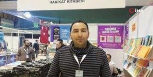 Uluslararası 32. Saraybosna Kitap Fuarı'nda Hakikat Kitabevi'ne büyük ilgi