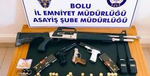 3 Kişinin yaralandığı silahlı kavganın firarisi genç 2 gün sonra yakalandı