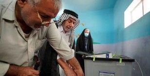 Irak'ta sandıklar kapandı, oy sayımı başladı