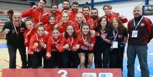 Korfbol Milli Takımı, Avrupa Şampiyonası'nda üçüncü oldu