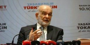 SP Lideri Karamollaoğlu'ndan 'ittifak' açıklaması