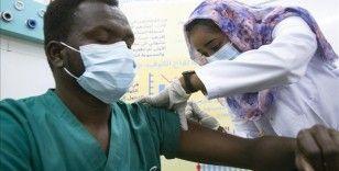 Afrika'da Kovid-19'a karşı tam aşılananların oranı yüzde 4,57'ye çıktı