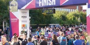 İngiltere'de Covid-19'dan bu yana ilk maraton
