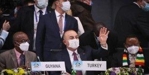 Dışişleri Bakanı Çavuşoğlu: Yükselen eşitsizlikler, dünya nüfusunun yüzde 70'inden fazlasını olumsuz etkilemektedir