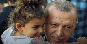 Cumhurbaşkanı Erdoğan: Evlatlarımız bizim her şeyimiz. Her şey onlara daha güzel bir gelecek sunmak için