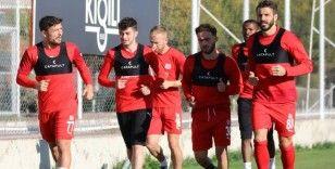 Sivasspor'da Antalya maçı hazırlıkları sürüyor