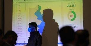 Irak'ta, Mecliste 73 sandalye elde eden Sadr Grubu birinci parti oldu