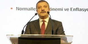 """Kavcıoğlu: """"Bu hafta açıklanacak rezerv rakamımız 123,5 milyar dolar seviyesine yükselmiştir"""""""