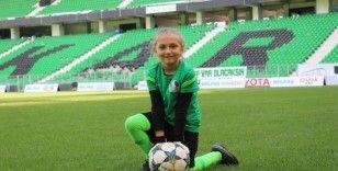 Geleceğin Muslera'sı, futbolcu şehri Sakarya'da yetişiyor