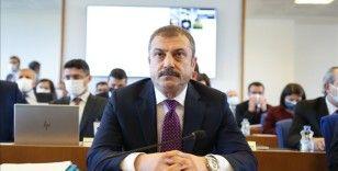 TCMB Başkanı Kavcıoğlu: Bu hafta açıklanacak rezerv rakamımız 123,5 milyar dolar seviyesine yükselmiştir