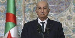 Cezayir Cumhurbaşkanı Abdulmecid Tebbun Fransa'yı 'yalancılıkla' suçladı