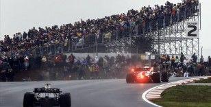 Formula 1 Türkiye Grand Prix'sini 190 bin kişi yerinde takip etti