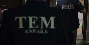 Ankara merkezli 9 ilde eş zamanlı DEAŞ operasyonu düzenlendi