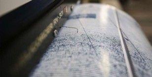 Yeni Zelanda'da 5,3 büyüklüğünde deprem meydana geldi