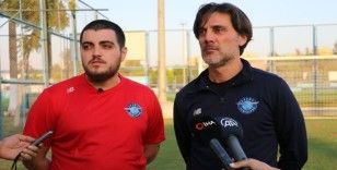 Vincenzo Montella: 'Yeni Malatyaspor maçı zor geçecek'
