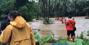 Filipinler'i tropikal fırtına vurdu: 9 ölü, 11 kayıp
