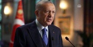 Cumhurbaşkanı Erdoğan: İklim değişikliği ve çevre kaynaklı sorunlarla mücadele sadece belli ülkelere havale edilemez