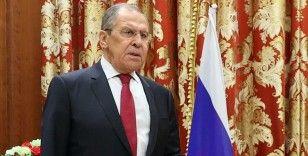 Lavrov: Taliban'ın Moskova'daki Afganistan görüşmelerine katılacağını umuyoruz