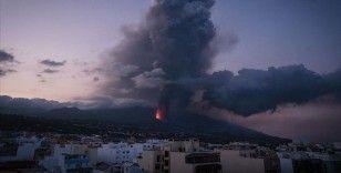 La Palma Adası'nda volkandan çıkan lavlar 24 günde 1458 binayı yakıp yıktı