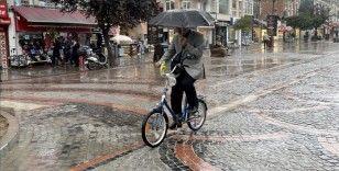 Yurdun batı kesimlerinin yeni bir yağışlı sistemin etkisine girmesi bekleniyor