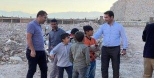 Başkan Aksoy, gençlerin isteklerini bir bir gerçekleştiriyor