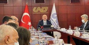 """Bakan Karaismailoğlu, """"Ülkemizi uluslararası arenada lojistik süper gücü haline getirdik"""""""