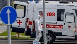 Rusya'da 984 ile Kovid-19'dan günlük en yüksek can kaybı açıklandı