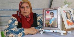 Diyarbakır annesi Güzide Demir: Oğlum neredeysen gel, senin yerin orası değil