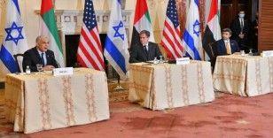 ABD Dışişleri Bakanı Blinken'dan Filistin-İsrail meselesinde 'iki devletli çözüm' vurgusu