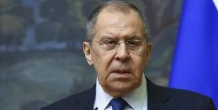 Rus Bakan Lavrov, ABD'nin Orta Asya'da konuşlanmasının mümkün olamayacağını bildirdi