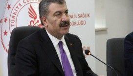Sağlık Bakanı Koca: 'Muş ikinci doz aşı oranında yüzde 55'in üzerine çıktı'