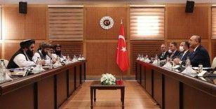 Bakan Çavuşoğlu: 'Taliban heyetiyle kızların eğitimi konusunda tavsiyelerimizi paylaştık'