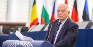 AB, enerji güvenliği için Doğu Akdeniz ve Körfez'de istikrar istiyor