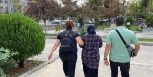 Kırmızı bültenle aranan DEAŞ'lı terörist Adıyaman'da tutuklandı