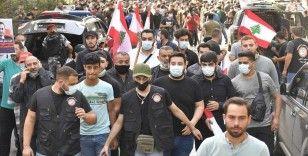 Lübnan'da Beyrut'taki olaylar için yarın bir günlük yas ilan edildi
