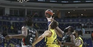 Fenerbahçe Beko, UNICS Kazan'ı 80-41 yendi