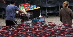 ABD'de gıda fiyatlarındaki artış enflasyonu yukarı çekmeye devam ediyor