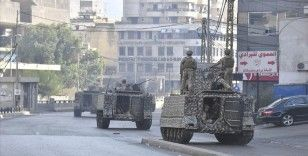 Lübnan ordusu Beyrut'taki silahlı çatışmalarda 9 kişiyi gözaltına aldı