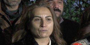 HDP'li Aysel Tuğluk'a hapis cezası