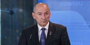 Slovenya Başbakanı Jansa'nın Twitter mesajına AB içinde tepkiler sürüyor