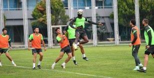 Bursaspor'da Boluspor maçının hazırlıkları devam ediyor