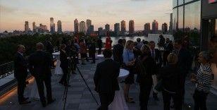 New York'ta yenilenen Türkevi uluslararası diplomatlara kapılarını açtı
