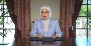 """Emine Erdoğan: """"Sıfır atık bilincini yaygınlaştıracak tüm girişimlerin yanında olacağım"""""""