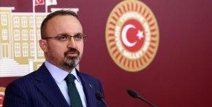 AK Parti'li Turan ihracatçıları ilgilendiren düzenlemeler içeren teklifi TBMM Başkanlığına sunacaklarını bildirdi